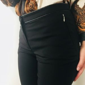 H&M Cropped Trousers | Size 8